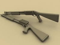 Remington870.3ds