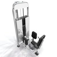 3d benches racks training