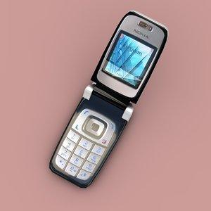 3d model nokia phone