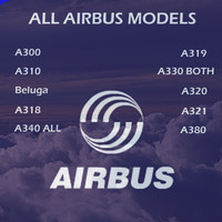 - All Airbus models!! -