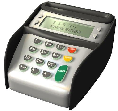 lightwave credit card reader