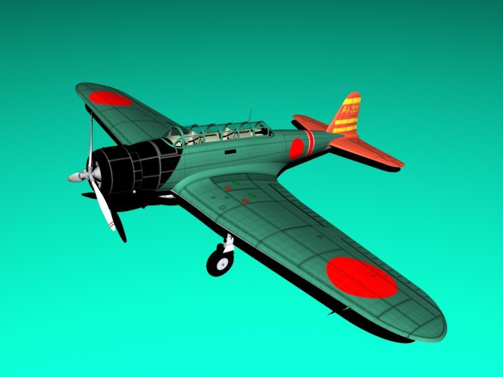 3d model kate b5n2