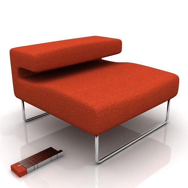 3d moroso lowseat model