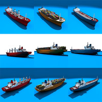 Cargo Ship Collection