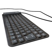 3d silicon keyboard