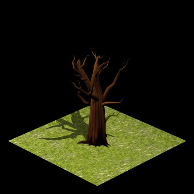 3d swift nature model