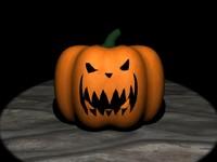 Pumpkin King Jack-o-lantern