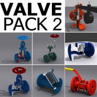 Valve Pack 2 (C4D)