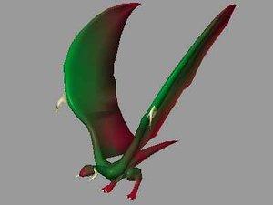 dragon wyvern beast 3ds free