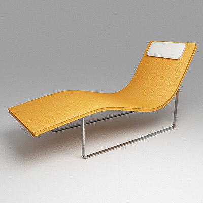 3d b italia chair