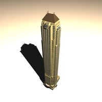 3d park tower building