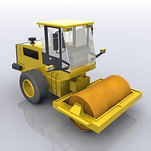 construction industrial 3d 3ds