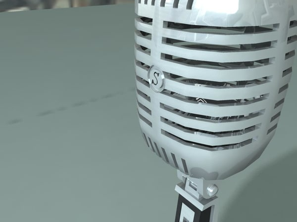 free ma model old mic microphone