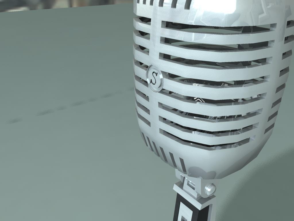 free ma model old mic microphone