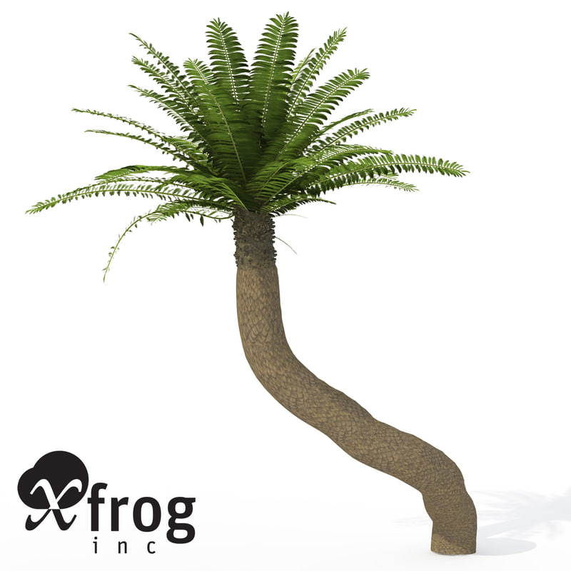 3ds max xfrogplants bushman