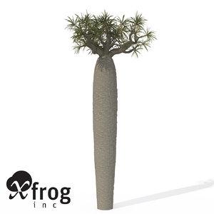 3d xfrogplants large bottle tree
