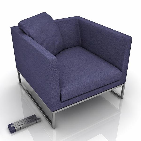 b italia 1 chair max
