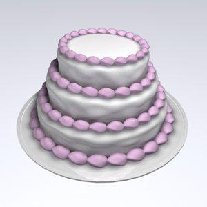 cake 3d 3ds
