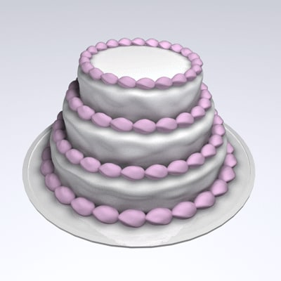 cake 3d 3ds