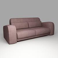 3ds max diego pluto sofa