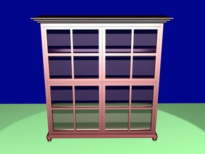 max library cabinet
