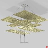 free max model lamp hanging