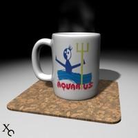 zodiac cup 3d ma