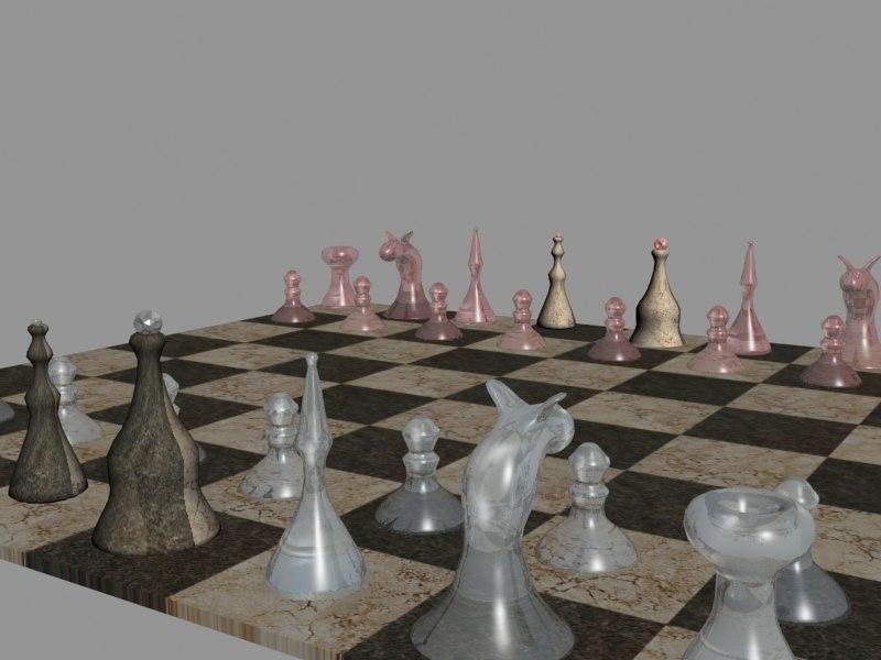 free max mode chess