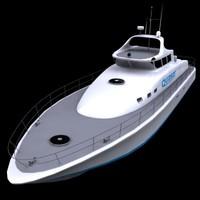 Motor Yacht - 01