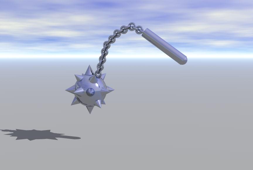 3d ball chain