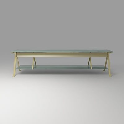 3ds max driade fratello glass table