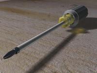 3d screwdriver