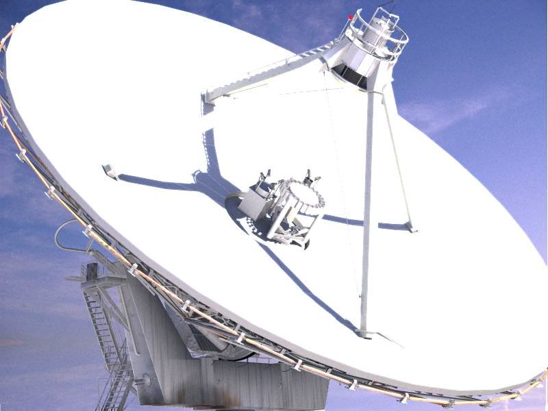 large array 3d model