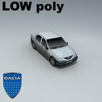 Dacia Logan - max7 3ds gmax
