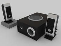Logitech Stereo Speakers System S200