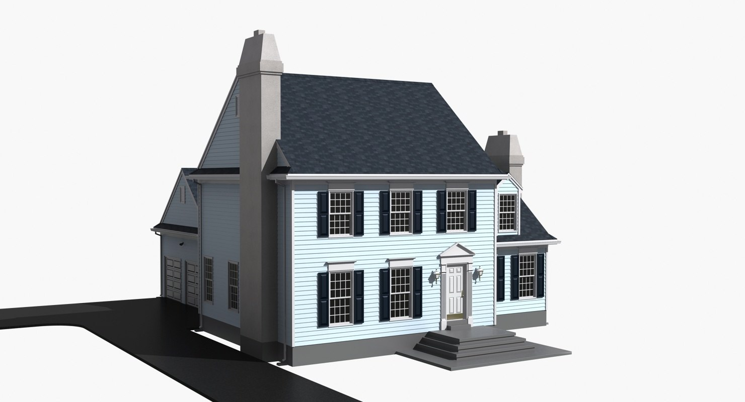 3ds story house
