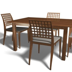 max table chairs