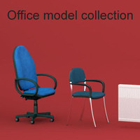 Office model collection