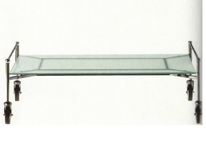 driade man glass table 3d model