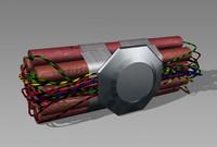 3d bomb dynamite