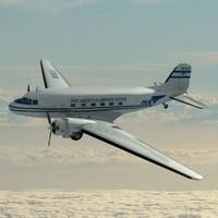 Douglas DC-3 PAA