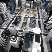 Metropolis Virtual City