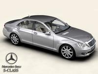 Mercedes S Class 2006