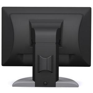 3d - 21 inch widescreen model