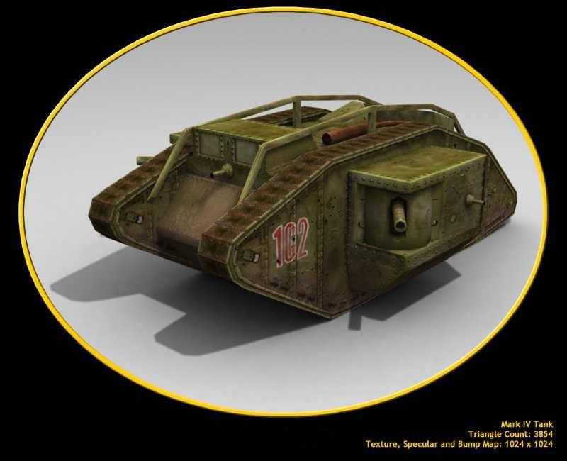 tank 3d ma