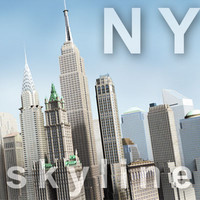 NY skyline - collection1