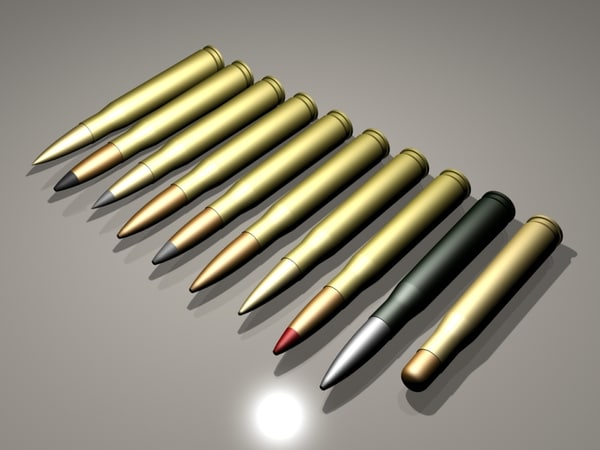 free max model 12 bullets sniper