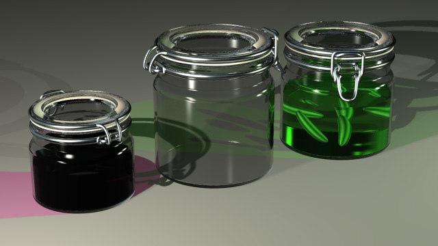 max glass jar