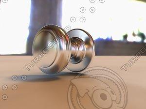 max passive door knob