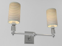 3d lamp napa double